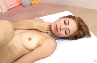 Shiori Ayase Lovely and sexy Asian doll enjoys a hard fucking