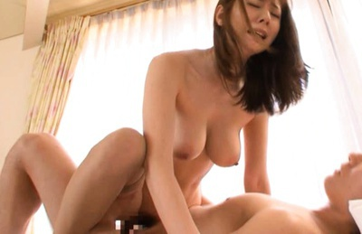 Yuma Asami Lovely Japanese babe gets a hard fucking