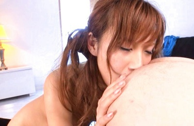 Rio Fujisaki Hot Asian model fucked hardcore