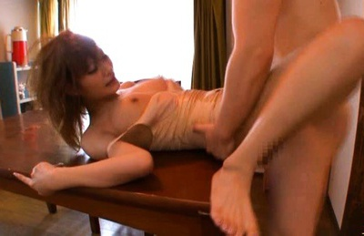 Kirara Asuka Japanese babe is fucked in the kitchen