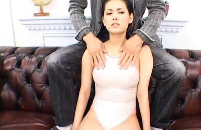maria ozawa asian has big tits touched by idols69