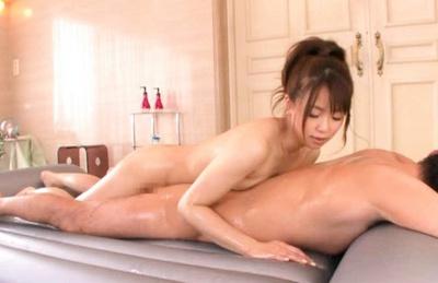 Saki Ninomiya female master of fucking and sucking