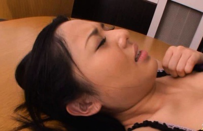 Sora Aoi is a great Asian babe that gets a nice fuck from behind.