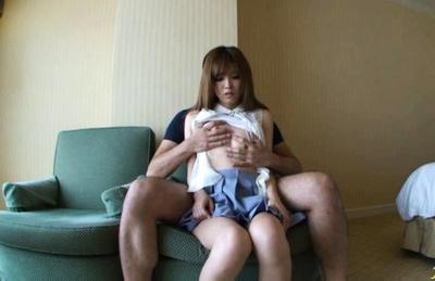 Rina Kato Sexy Asian model likes fucking hard