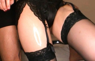 Huge tit Japanese model in sexy lingerie toys insertion