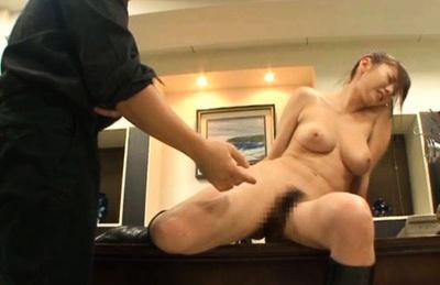 Big Titted Yuma Asami Has Her Big Boobs Bouncing