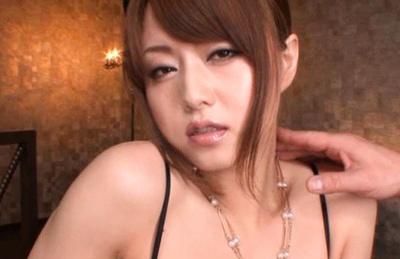 Akiho Yoshizawa pounded by cock