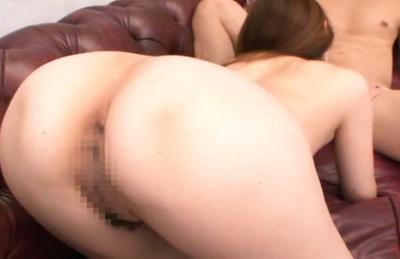 Lovely Asian model with tight ass Asami Ogawa enjoys banging