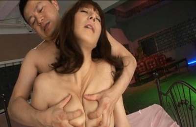 Honami Takasaka Asian model enjoys lots of cock and pussy licking