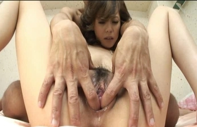 Natsumi Mitsu Naughty Asian model enjoys lots of hard sex