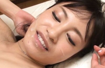 Sugary Japanese amateur lady gets licked and pounded in a cute way