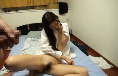 Petite Japanese hottie Natsume Inagawa feels amazing with such a tasty dick