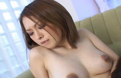 Hikaru Hozuki Naughty Asian model enjoys all the sex she can get!