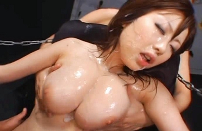 Rio Hamasaki Asian model is tied up and fucked hard