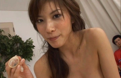 Riko Tachibana Asian babe likes fucking in all positions